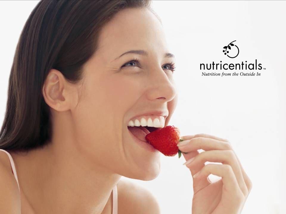 The Science of Nutricentials ® Molti degli ultimi progressi nella cura della pelle derivano dalla scienza dell'alimentazione.
