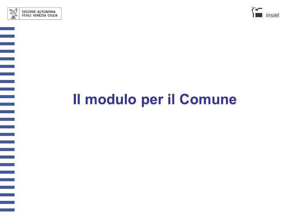 Modulo Comune Comunicazioni-Gestione-Notifica Dalla notifica della comunicazion e è possibile accedere al dettaglio della stessa