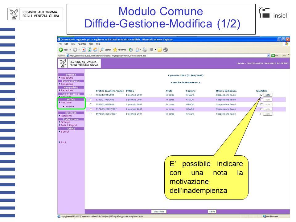 Modulo Comune Diffide-Gestione-Modifica(2/2)