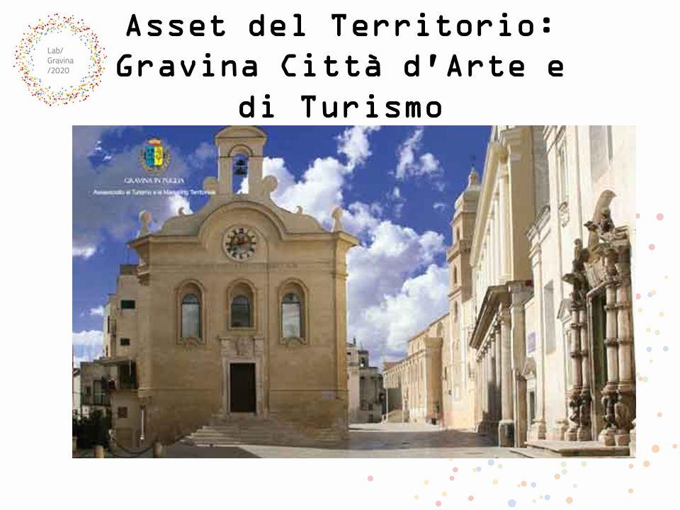 Asset del Territorio: Gravina Città d'Arte e di Turismo