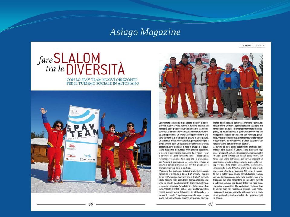 Asiago Magazine