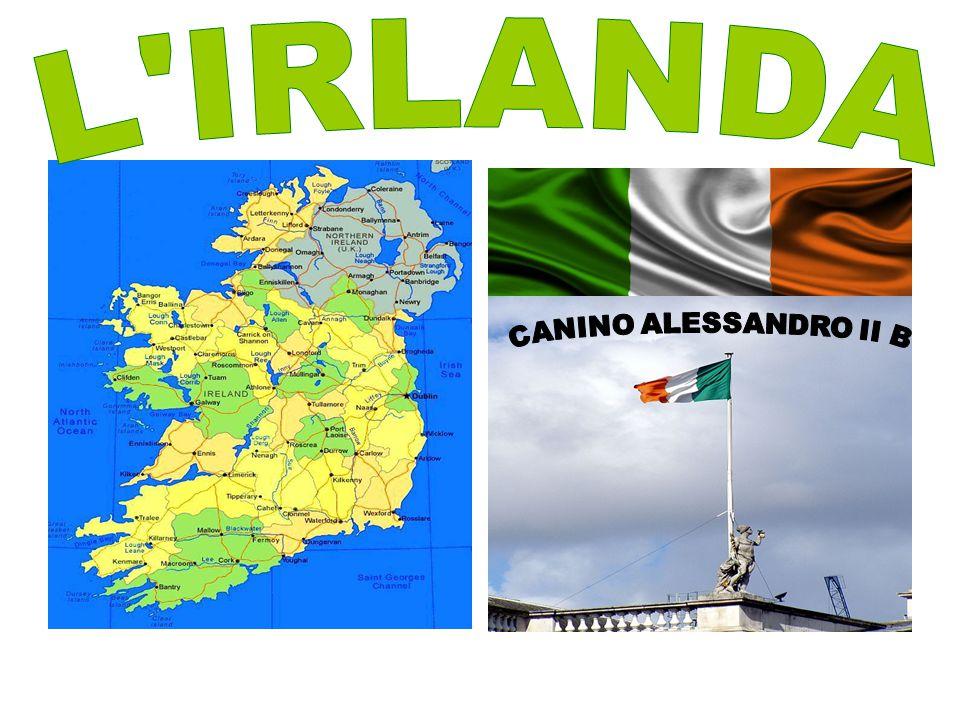 Irlanda, magica e bella, per una vacanza studio, l'ha visitata anche mia sorella.
