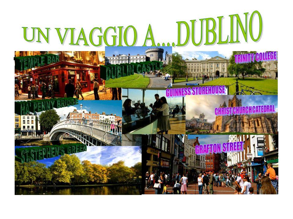 Città principali: Dublino Cork Limerick Galway Waterford Abitanti: 1.100.000 200.000 90.000 75.000 50.000 Capitale: Superficie: Popolazione: Densità abitativa: Forma di Stato: Lingua ufficiale: Moneta corrente: Org.