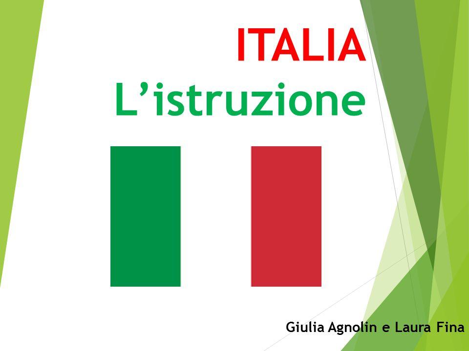 Introduzione L'italia è abbastanza sviluppata in tutti gli aspetti.