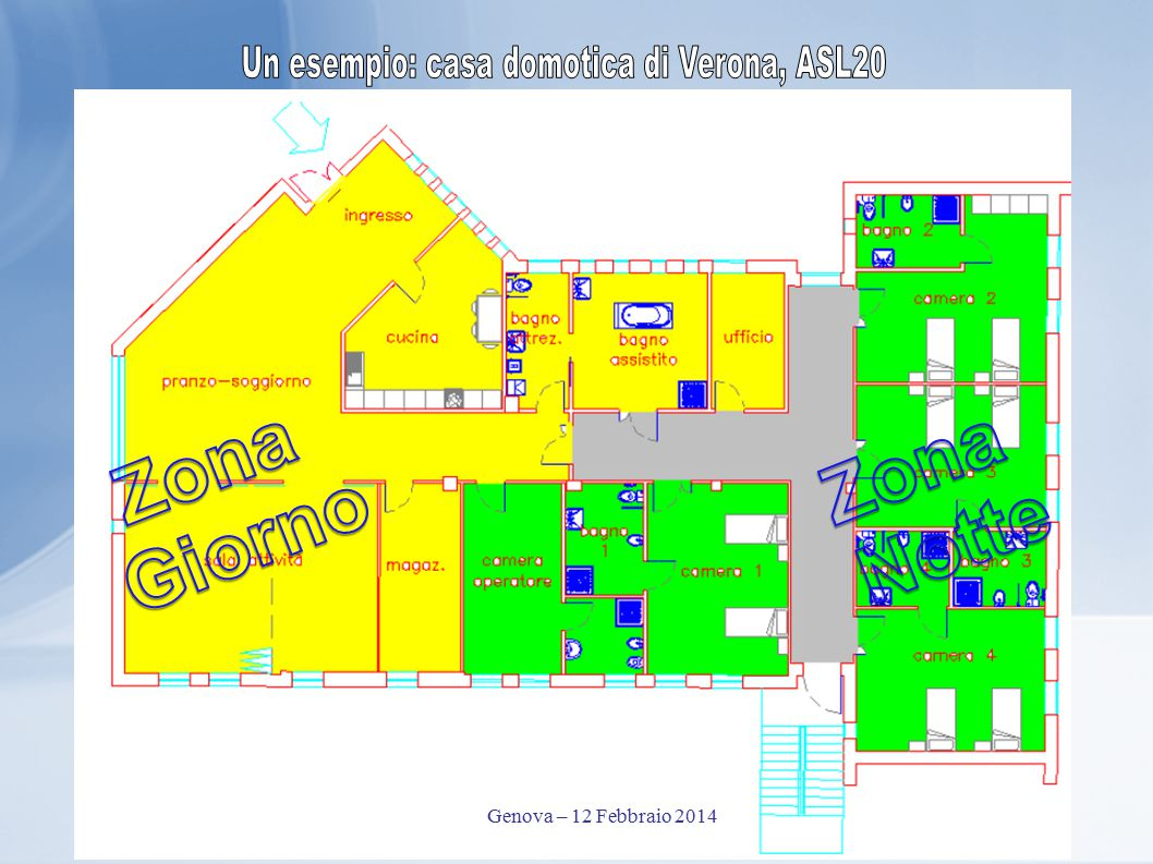 Genova – 05 Dicembre 2012 Genova – 12 Febbraio 2014