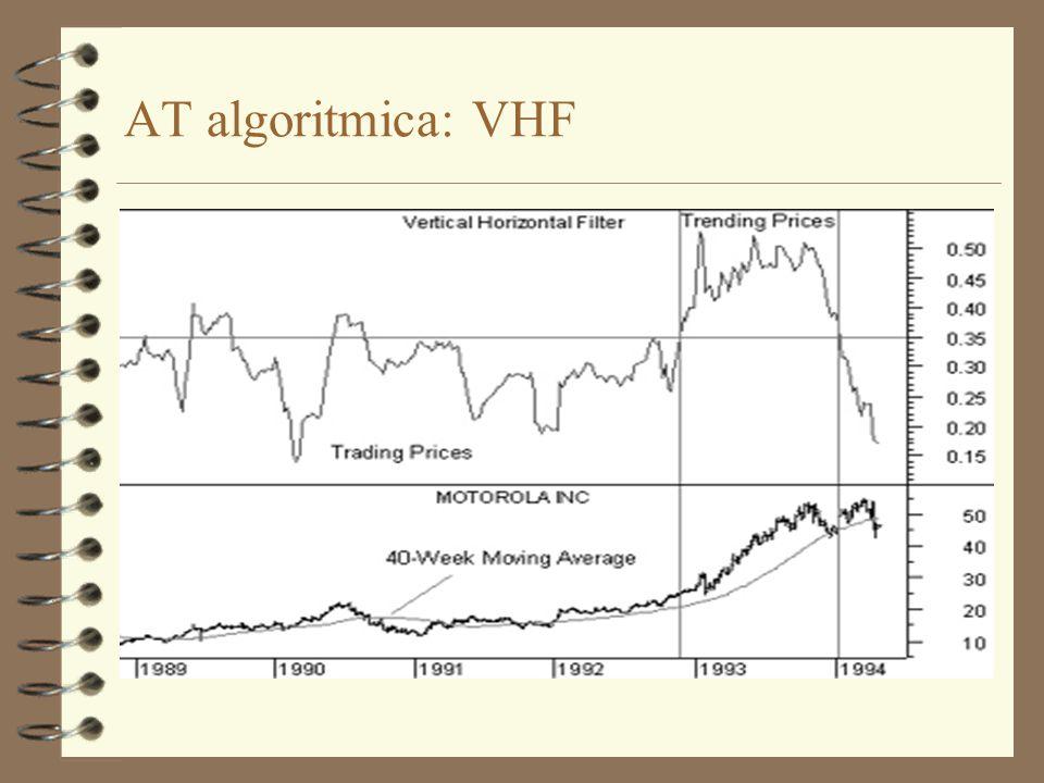 AT algoritmica: VHF