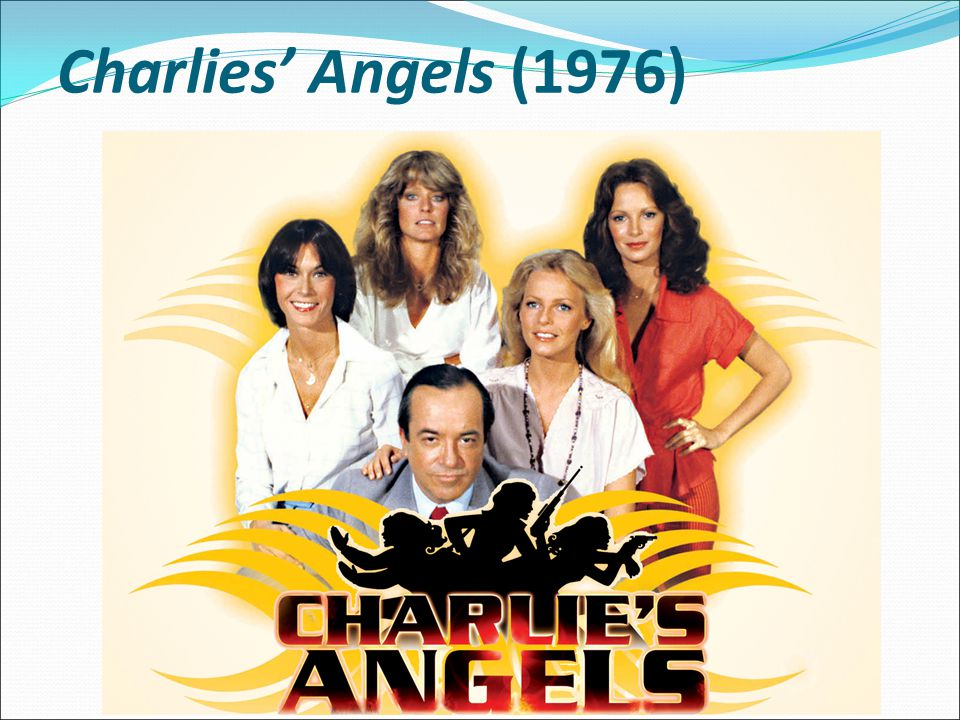 Charlies' Angels (1976)