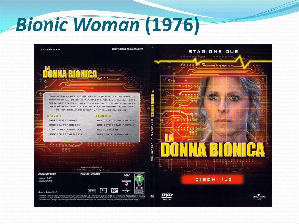 Bionic Woman (1976)