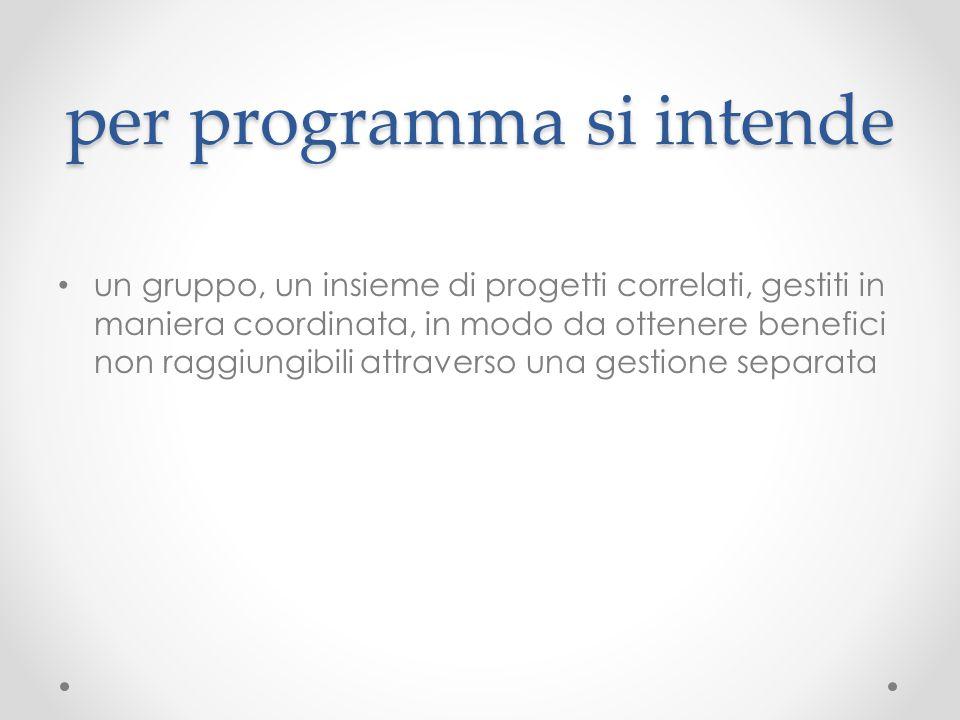 29 Il ciclo di progetto e il piano di progetto Il piano di progettoTecniche e sistemi di supporto 1.OBIETTIVI DEL PROGETTO Cosa deve essere fatto 2.