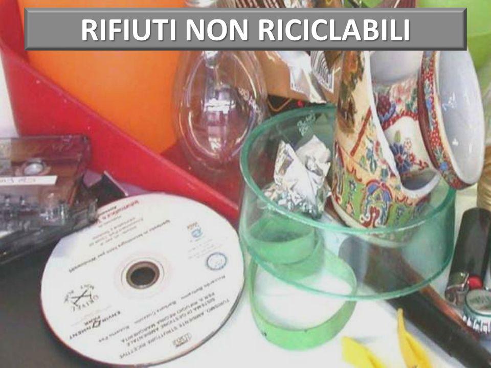 31 RIFIUTI NON RICICLABILI