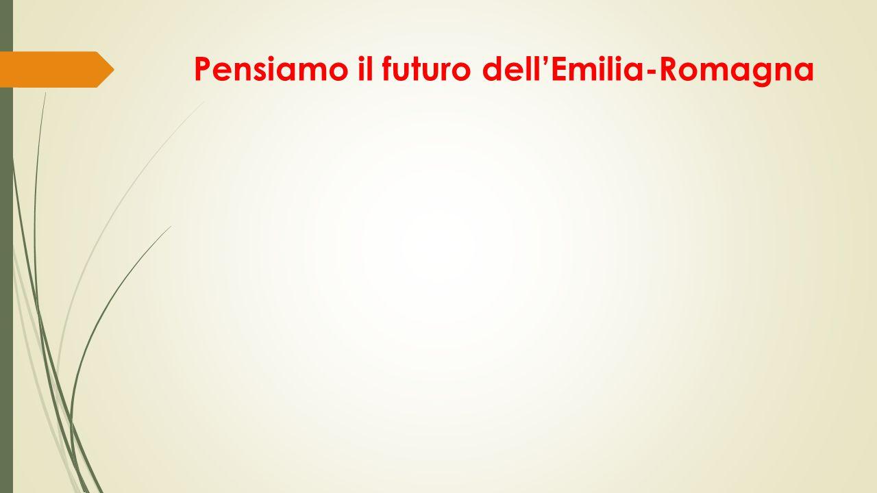 Pensiamo il futuro dell'Emilia-Romagna