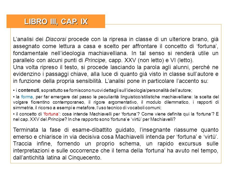 LIBRO III, CAP.
