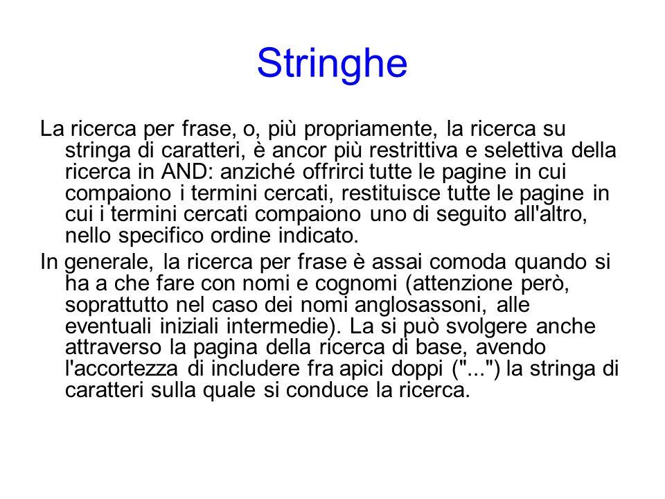 Struttura codice HTML Codici di marcatura –Metatag –Web usability Netiquette Web semantico –XML –Il Dublin core