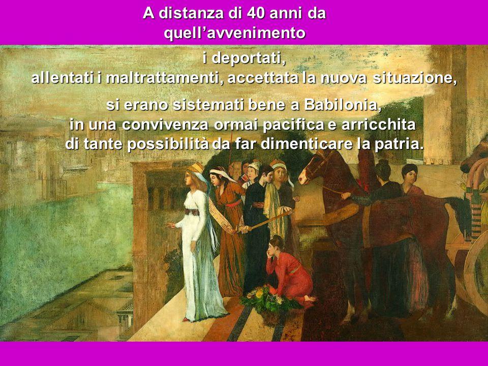 BISOGNO DI PROFETI allora significa che siamo adagiati nei nostri mali e consegnati a un destino di morte...