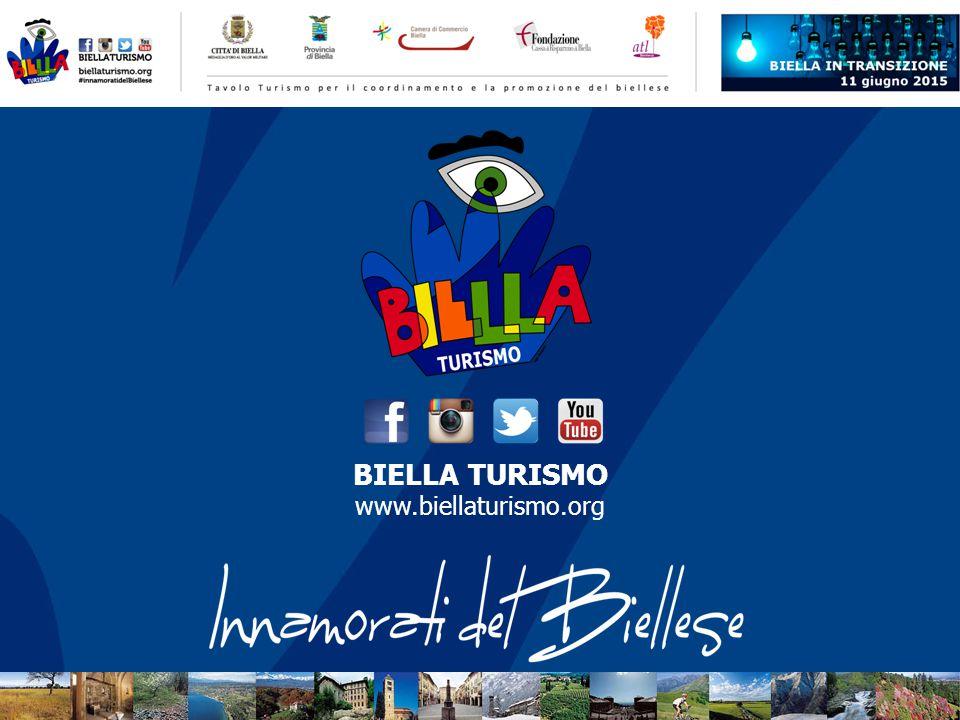 BIELLA TURISMO www.biellaturismo.org