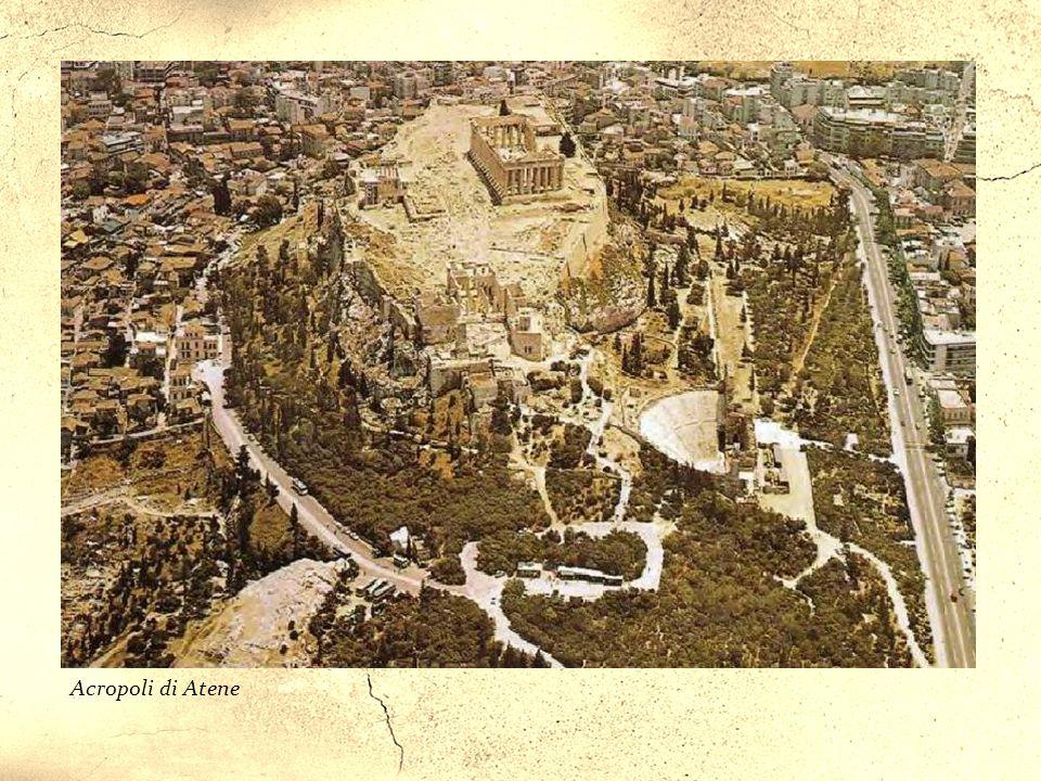 Struttura e pianta di teatro greco