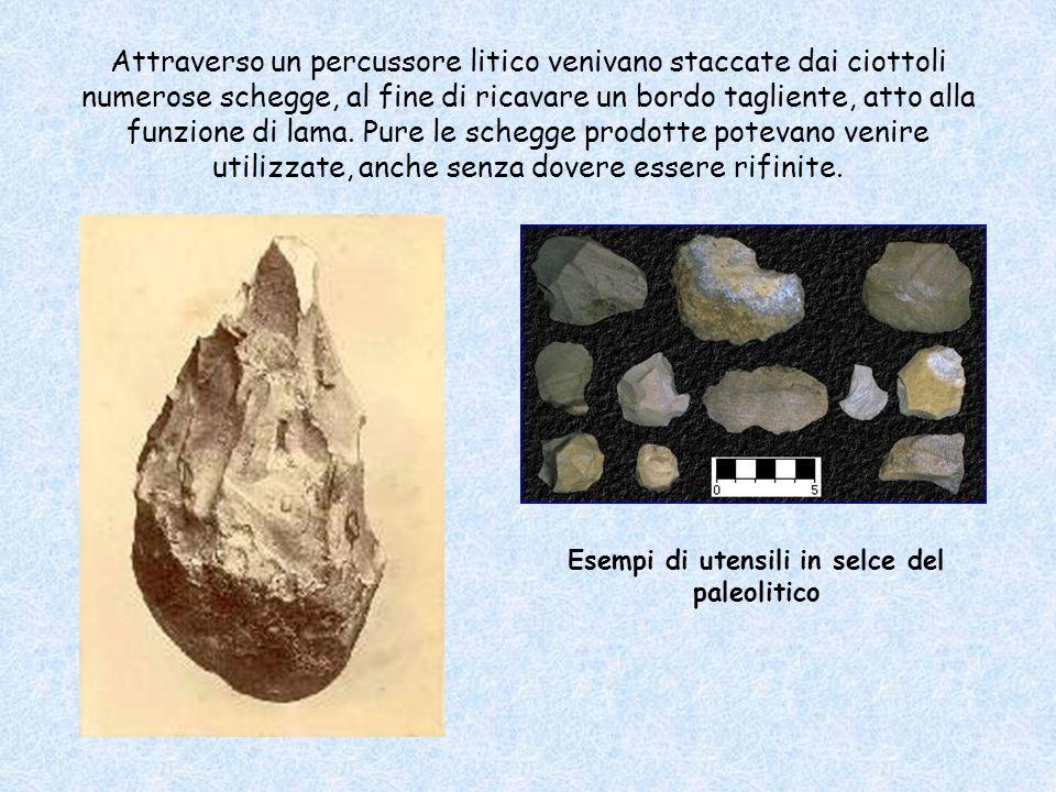 Neolitico (8000 – 4000/3000 a.C.) Al Neolitico (dal greco neos, nuovo e lithos, pietra ) si fanno tradizionalmente risalire l origine dell agricoltura e dell'allevamento, l'affermarsi di uno stile di vita sedentario e l uso della ceramica e di utensili in pietra levigata.