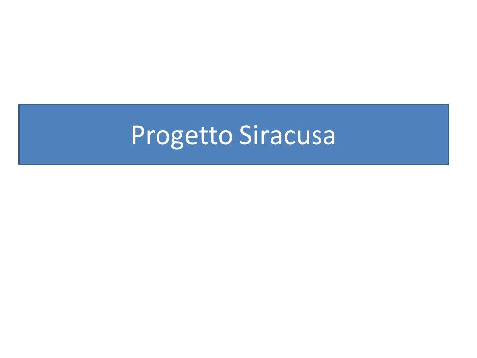 Progetto Siracusa