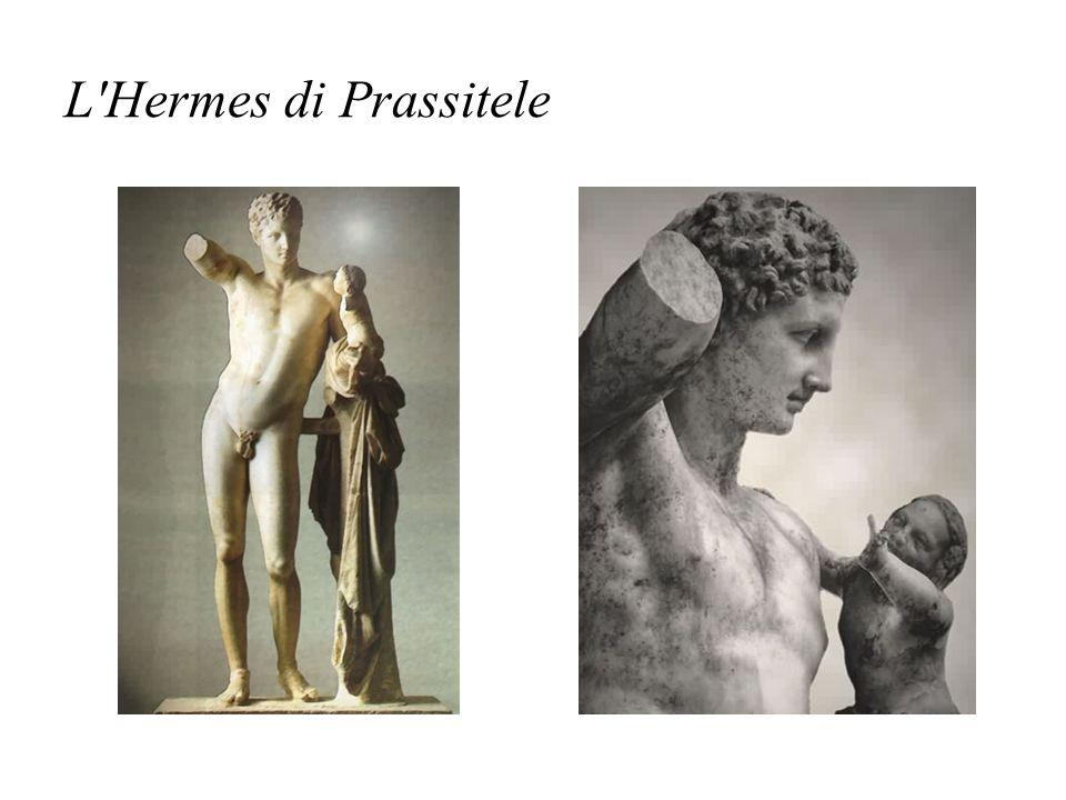 L'Hermes di Prassitele