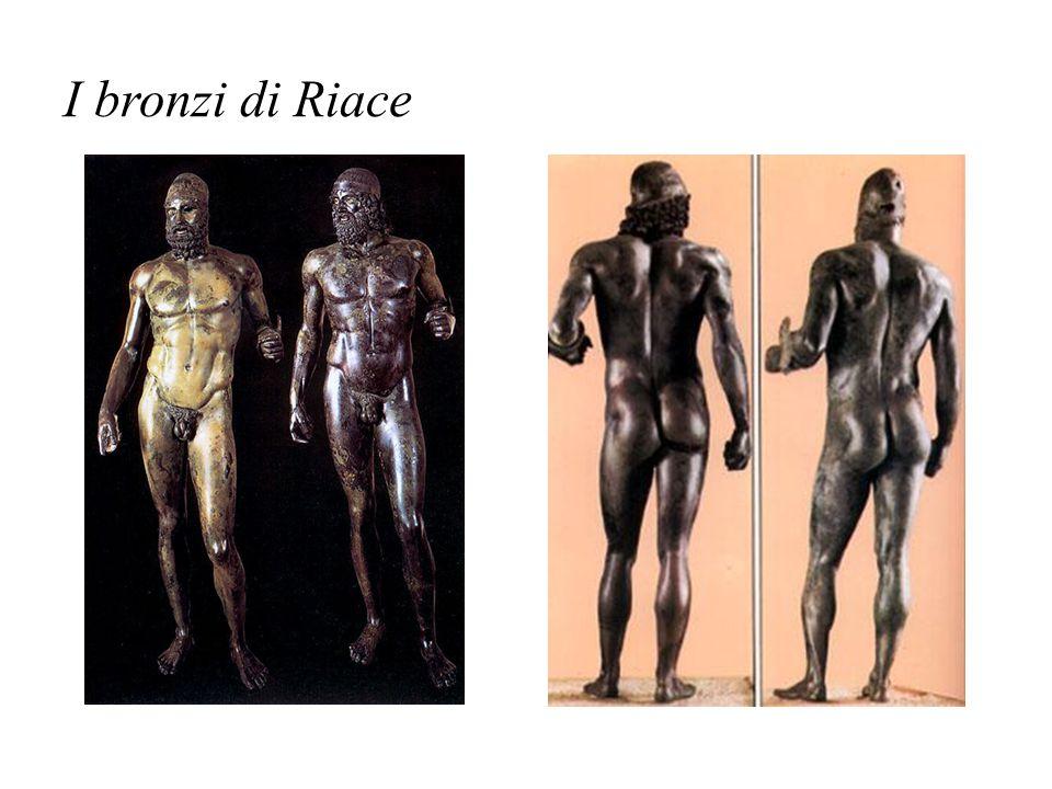 I bronzi di Riace