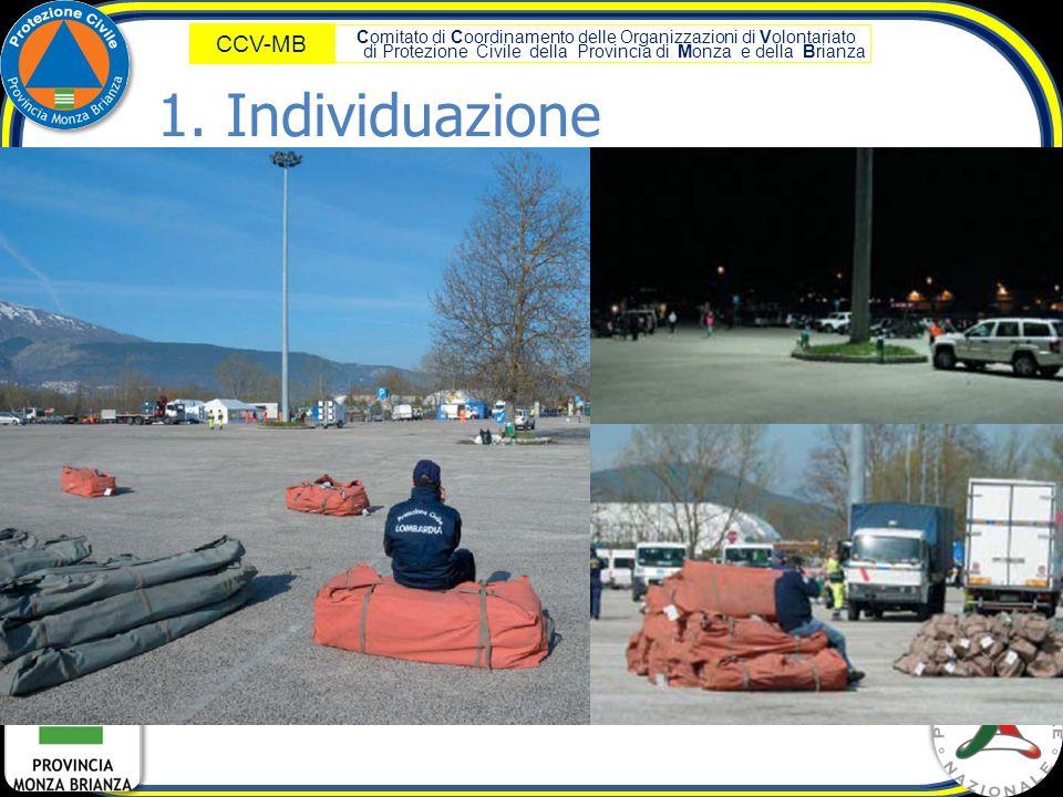 Comitato di Coordinamento delle Organizzazioni di Volontariato di Protezione Civile della Provincia di Monza e della Brianza CCV-MB È andata proprio c