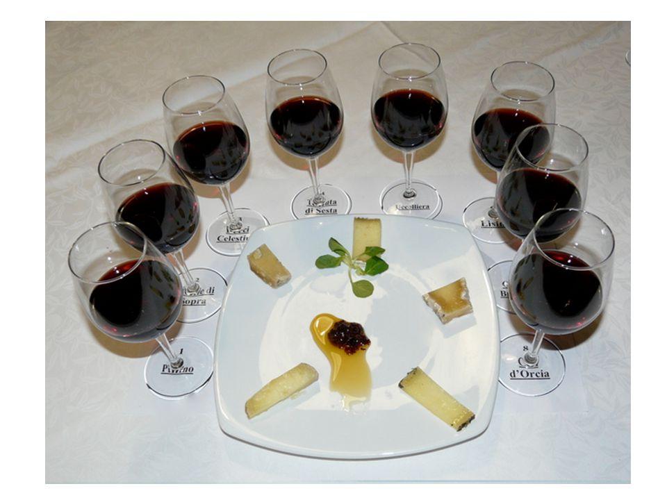 Il vino si abbina al cibo per meglio qualificarlo, per farlo apprezzare ed esercitare sul cibo una funzione di supporto liquido e riuscire a bilanciare certe sensazioni estreme che il cibo può avere.
