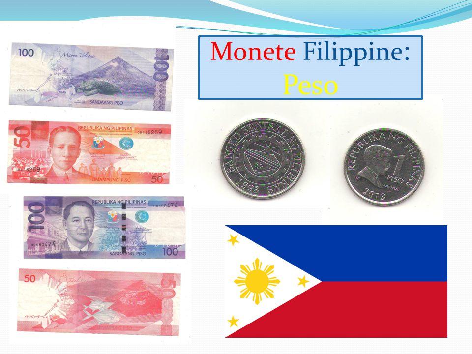 Monete Filippine : Peso
