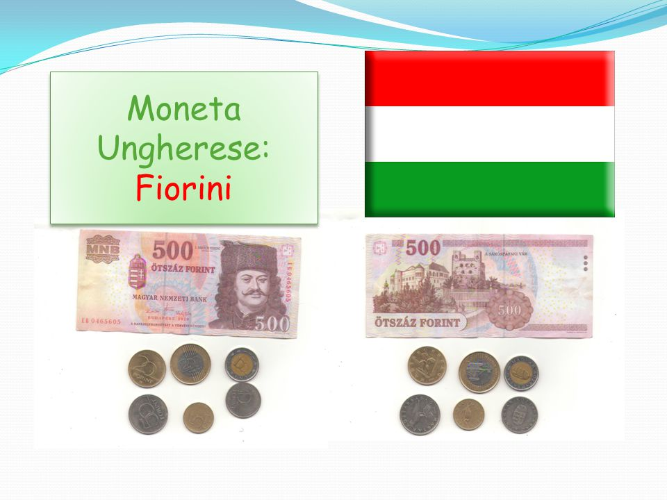 Moneta Ungherese: Fiorini