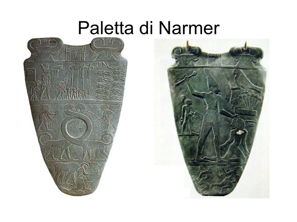 Paletta di Narmer