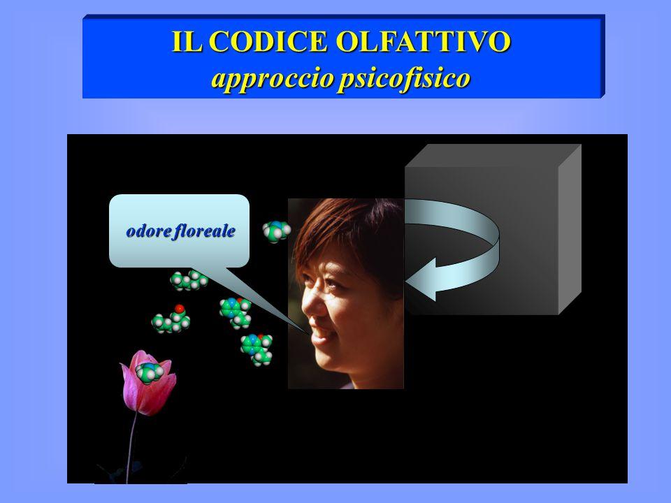 IL CODICE OLFATTIVO approccio psicofisico odore floreale