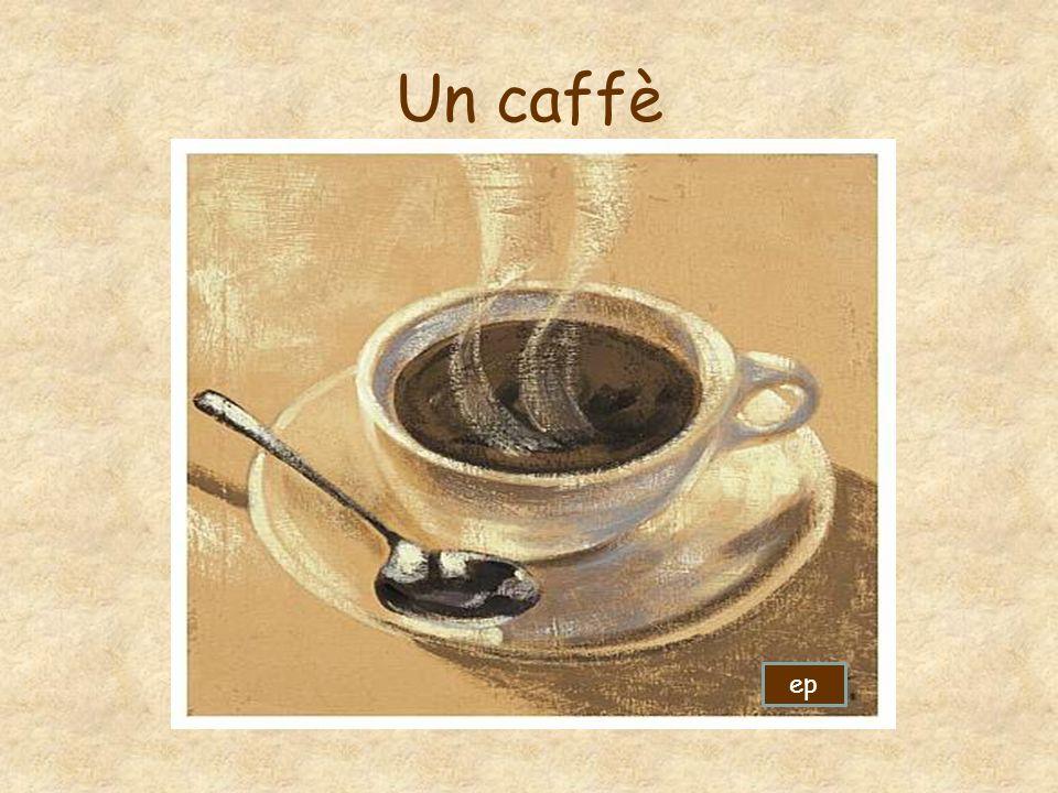 Un caffè ep