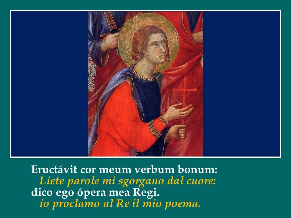 óleo lætítiæ præ consórtibus tuis. con olio di letizia, a preferenza dei tuoi compagni.