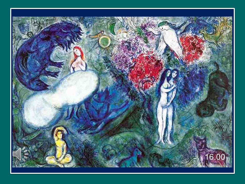 Una seconda riflessione riguarda il tema dell'uomo e della donna creati a immagine di Dio.