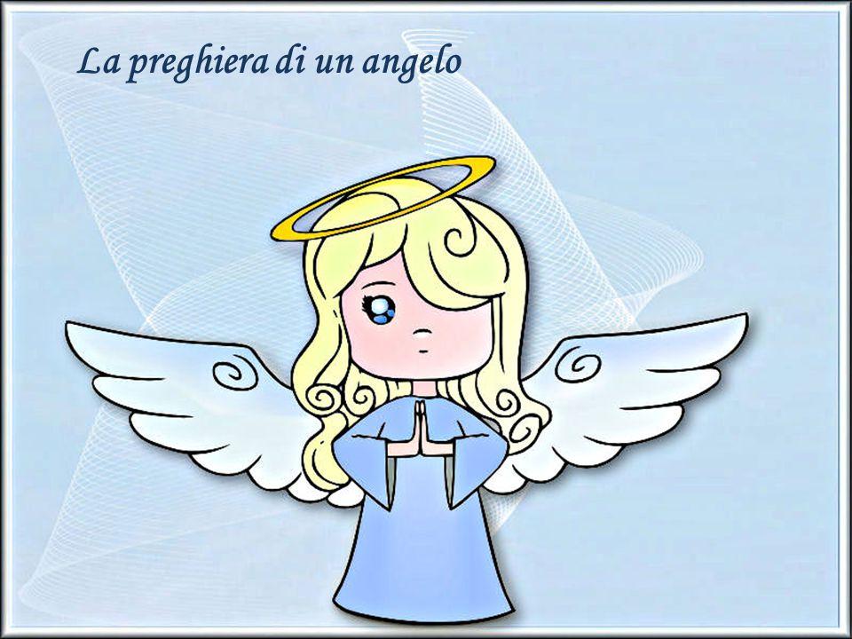 La preghiera di un angelo