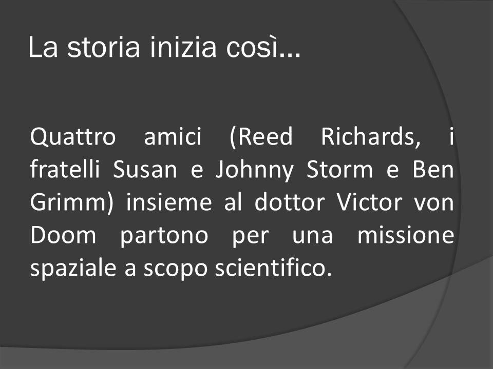 I Fantastici 4 Antonio Distratto Domenico Martino Giulia Pafumi Federico Quattrocchi Umberto Spagnolo Giusy Spinella Gabriele Stroscio