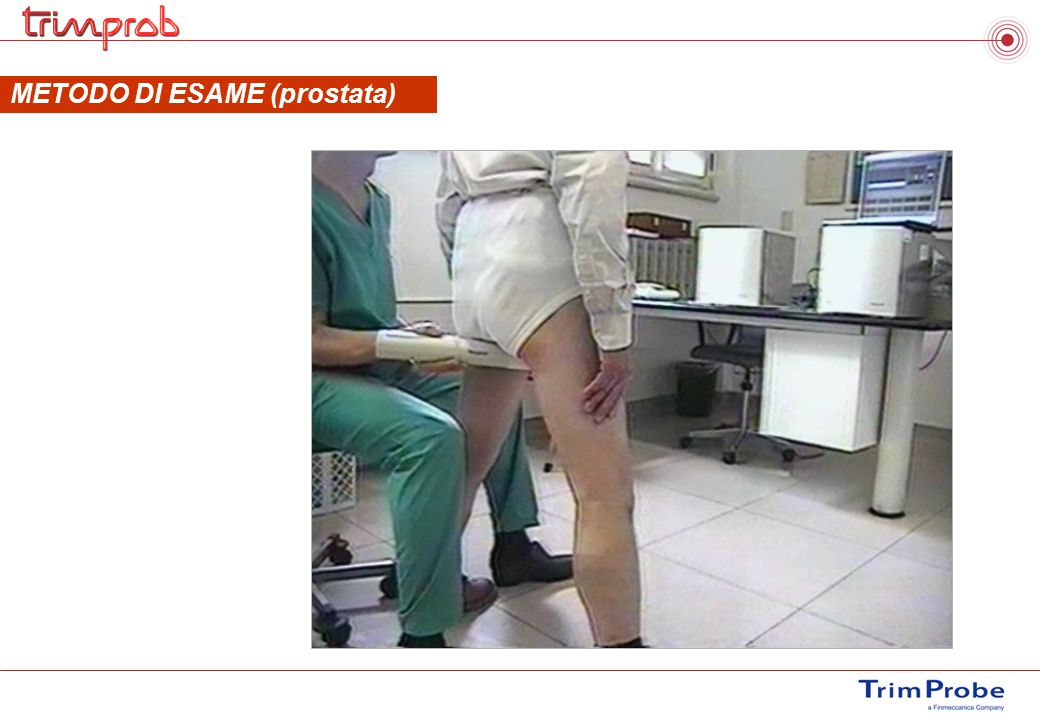 TRIMprob VS BIOPSIA (211 pazienti) SECONDO STUDIO SULLA PROSTATA (fase III) presso Ospedale S.