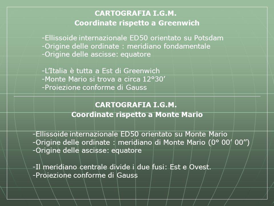CARTOGRAFIA I.G.M.