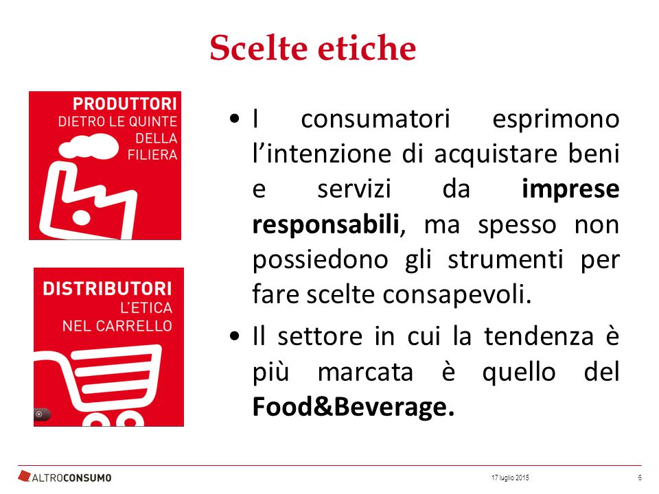 Il codice di Ferrero è un buon esempio di come le politiche aziendali possano alzare il livello della protezione dei diritti al di sopra della semplice conformità alle normative vigenti … 17 luglio 201517 Buone pratiche