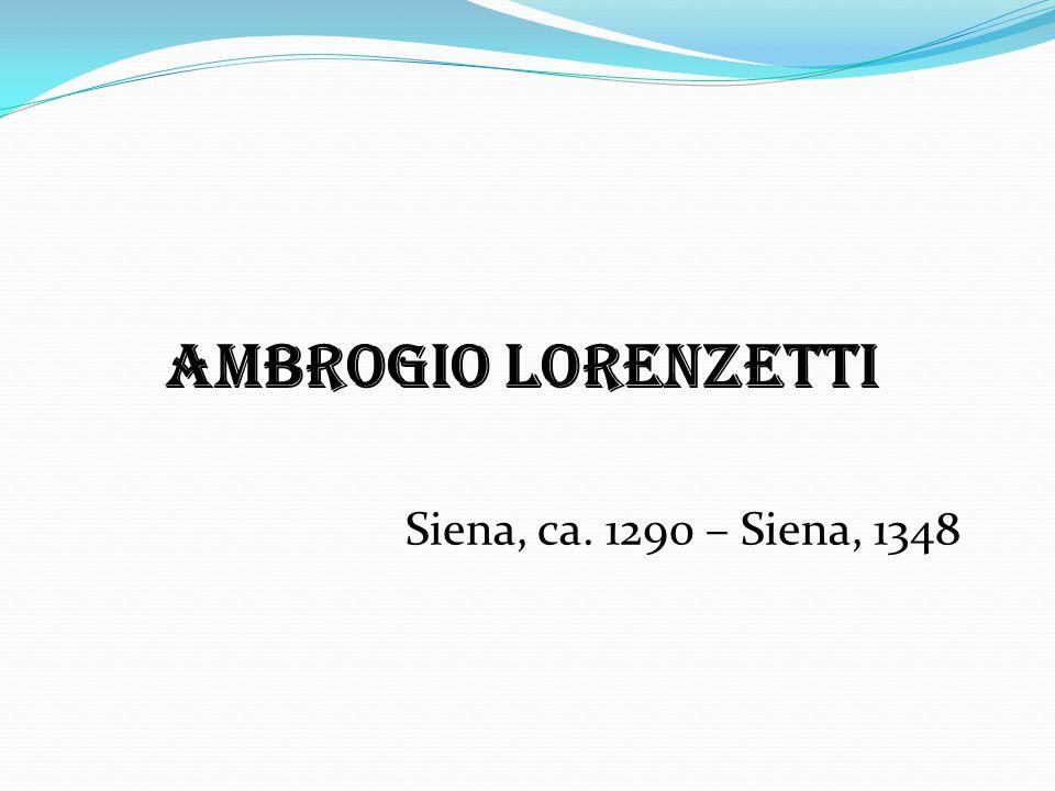 La sala più bella del Palazzo Pubblico di Siena, ubicato in Piazza del Campo, espone i pregevoli affreschi di Ambrogio Lorenzetti, tra i quali vanno ricordati l'Allegoria del Buon Governo e l'Allegoria e gli effetti del Cattivo Governo.