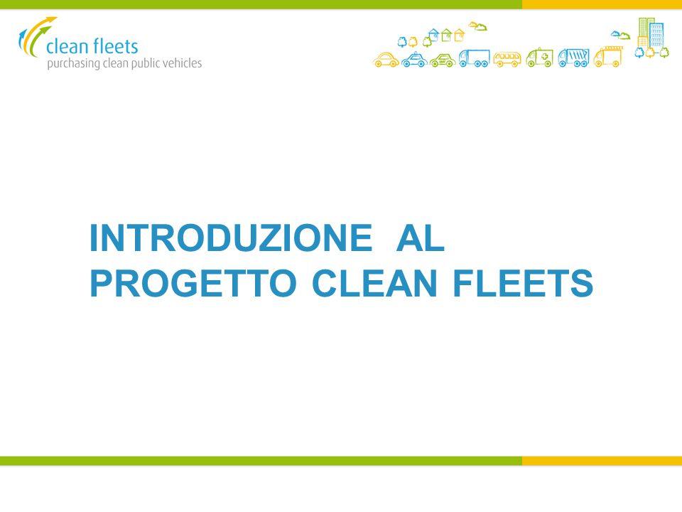 INTRODUZIONE AL PROGETTO CLEAN FLEETS
