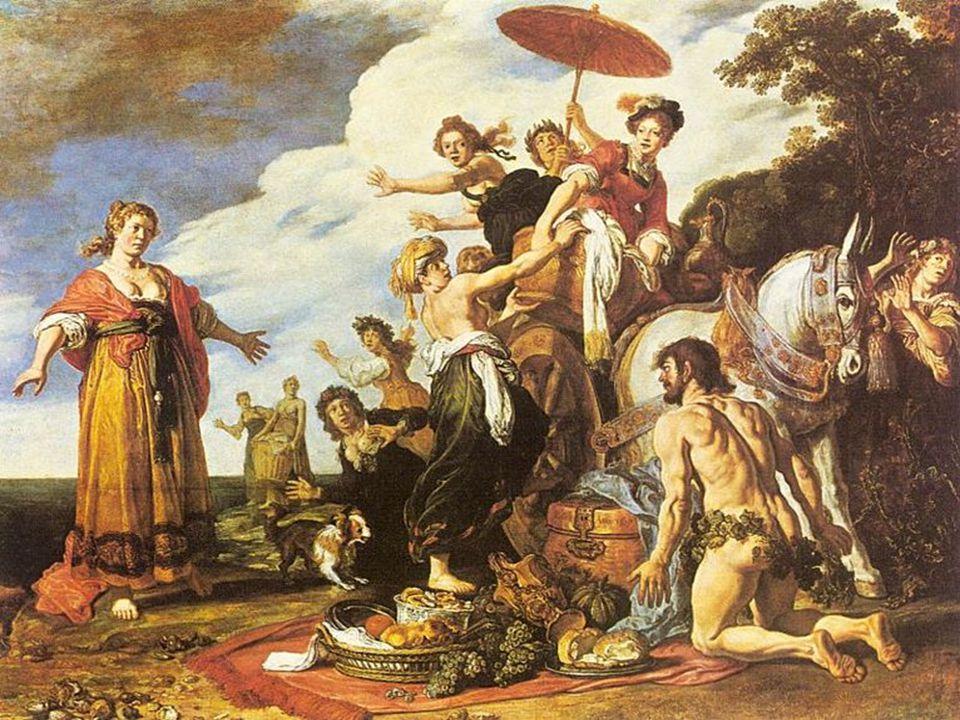 Il ciclope Polifemo Ulisse, insieme ai suoi compagni, approda su un isola abitata dalle ninfe.