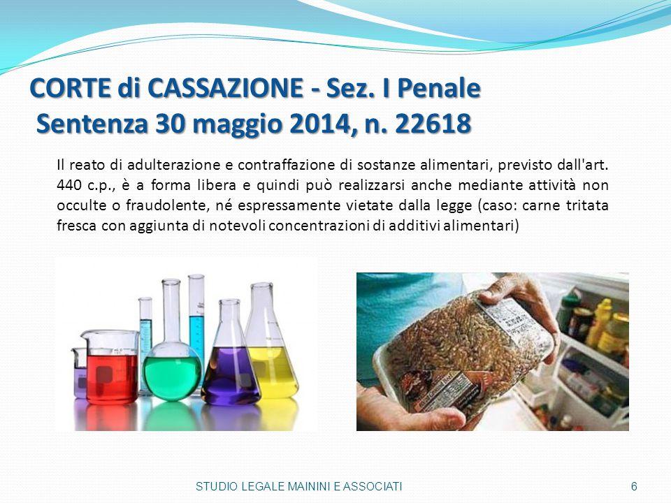 CORTE di CASSAZIONE - Sez.III Penale Sentenza 22 marzo 2011, n.