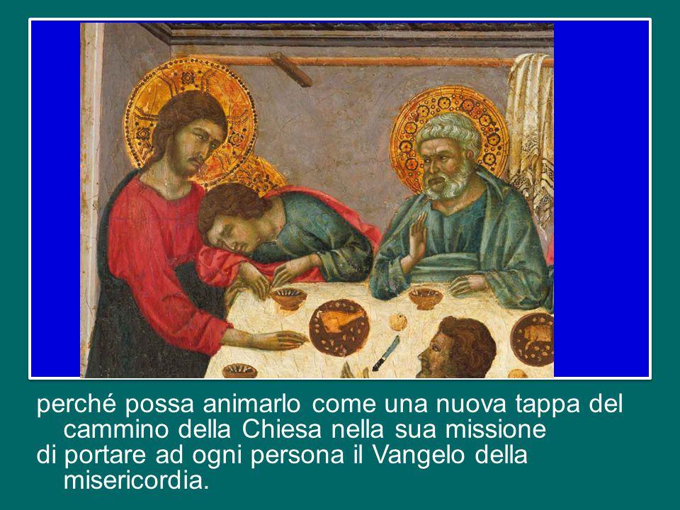 Questo Anno Santo inizierà nella prossima solennità dell'Immacolata Concezione e si concluderà il 20 novembre del 2016, Domenica di Nostro Signore Ges