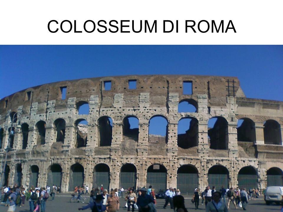 COLOSSEUM DI ROMA