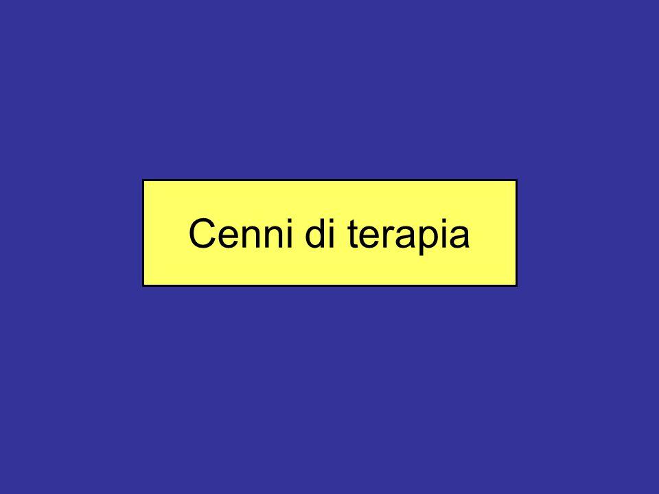 CONTROLLO MASSA ERITROCITARIA 1.SALASSI (SOTTRAZIONE ERITROCITI, SOTTRAZIONE FERRO) 2.FARMACI CITOTOSSICI (idrossiurea), INTERFERON CONTROLLO NUMERO PIASTRINE / LEUCOCITI 1.FARMACI CTTOTOSSICI, INTERFERON CONTROLLO AGGREGAZIONE PIASTRINICA 1.ASPIRINA, BASSA DOSE (100 MG) 2.ALTRI FARMACI ANTIAGGREGANTI CONTROLLO fdr COMUNI VASCOLARI (statine) POLICITEMIA VERA - TERAPIA