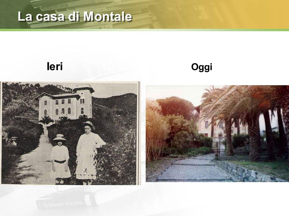 I primi anni  1896 : a Genova da agiata famiglia borghese  Ultimo di sei fratelli  Salute malferma  Bocciato alle scuole tecniche  Studi di ragio