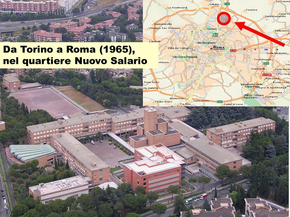 Da Torino a Roma (1965), nel quartiere Nuovo Salario
