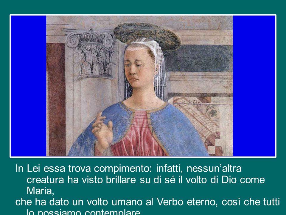 Celebrando la solennità di Maria Santissima, la Santa Madre di Dio, la Chiesa ci ricorda che Maria è la prima destinataria di questa benedizione.