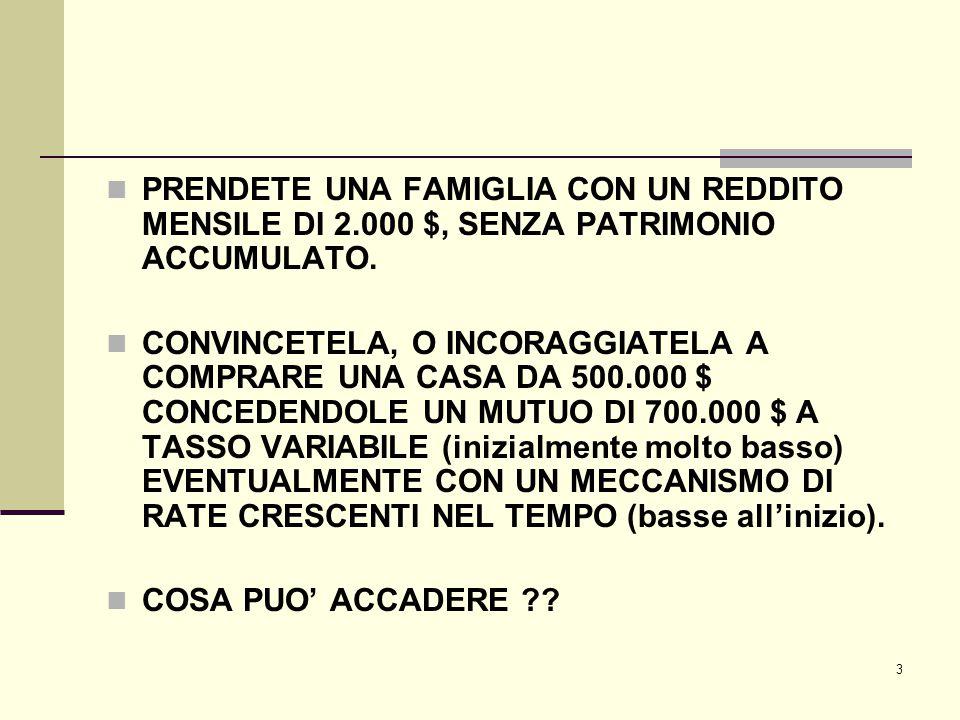3 PRENDETE UNA FAMIGLIA CON UN REDDITO MENSILE DI 2.000 $, SENZA PATRIMONIO ACCUMULATO.