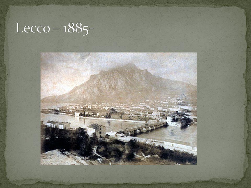 Piccolo centro a sud del ponte di Lecco, posto sulla riva sinistra dell Adda nel punto in cui il lago di Como si restringe (come spiegato nella celebre descrizione iniziale del cap.